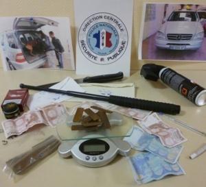 Le trafic de drogue a rapporté 10 000 € à l'adolescent arrêté à Sotteville-lès-Rouen