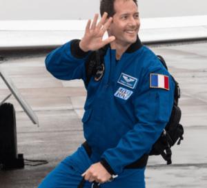 Jour J : suivez en direct le décollage dans l'espace de Thomas Pesquet sur France 3 Normandie