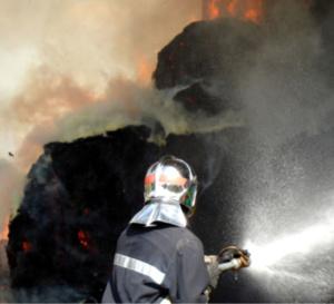 Eure : incendies cette nuit à Fresney et aux Andelys, quatre personnes blessées