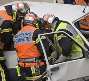 Un mort et deux blessés dans une collision entre deux véhicules ce matin près de Rouen