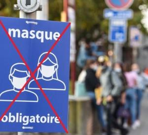 Coronavirus : levée de l'obligation du port du masque et du couvre-feu à 23 heures, annonce Jean Castex