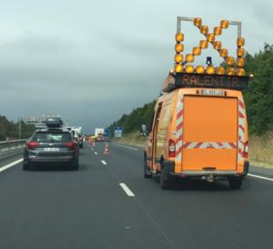 Deux accidents de poids lourds perturbent la circulation sur l'A13 et la RN154 ce matin dans l'Eure