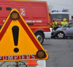 Seine-Maritime : 11 personnes impliquées, dont 4 blessées dans un carambolage sur la D925