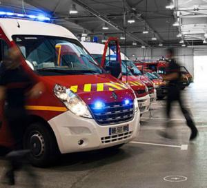 Seine-Maritime. Un adulte et une fillette blessés après un incendie volontaire dans un foyer à Oissel