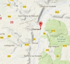 Eure : une maison endommagée par un incendie accidentel à Vascoeuil