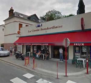 La Civette Bondevillaise attaquée à la voiture-bélier près de Rouen