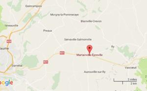 Seine-Maritime : la RN31 coupée dans les deux sens après l'accident d'un engin agricole
