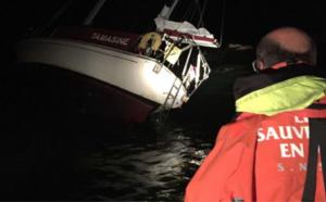 Leur voilier percute un rocher en rade de Cherbourg : les naufragés récupérés en état de choc