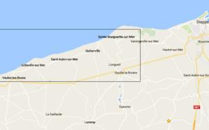 Baignade et pêche interdites sur le littoral de Seine-Maritime à cause d'une pollution