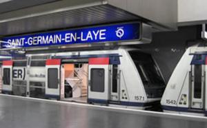 Saint-Germain-en-Laye : une mallette suspecte dans une rame du RER bloque le trafic 20 minutes