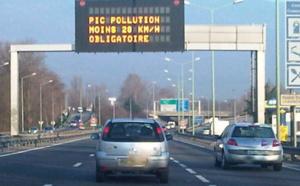 Pic de pollution : réduction de la vitesse en Seine-Maritime et dans l'Eure ce jeudi 8 décembre