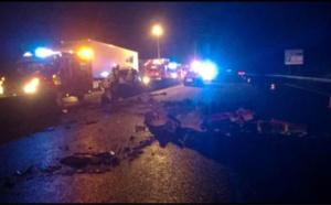 Accident de poids-lourd : l'autoroute A11 fermée cette nuit en direction de Chartres