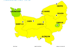 Pollution : l'alerte est levée en Seine-Maritime et dans l'Eure, ce vendredi à minuit