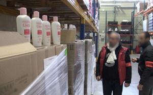 Produits cosmétiques contrefaits : le laboratoire fabriquait en région parisienne et stockait en Normandie