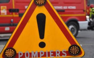 URGENT. Premier bilan du carambolage sur l'A13 dans l'Eure : 10 blessés, dont deux graves