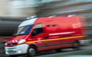 Deux adolescents à scooter blessés dans un accident de la route à Ecrainville