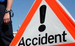 Accident entre un poids-lourd et une voiture : un blessé et trafic perturbé sur la N28 à Rouen
