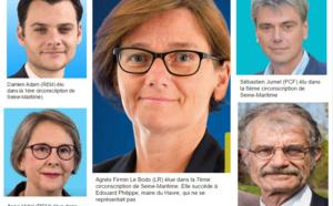 Elections législatives : les élus en Seine-Maritime et dans l'Eure