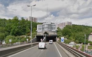 Tunnel de la Grand'Mare : travaux, déviations et nuisances ne font pas bon ménage