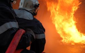 Feu dans le sous-sol d'un immeuble à Grand-Quevilly : une trentaine de personnes évacuées