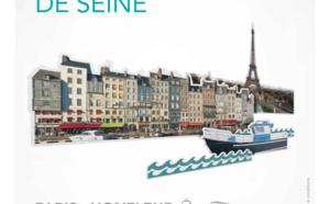 C'est nouveau : desserte estivale Paris - Honfleur en train et en bus pour 18,50€