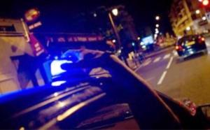 Le roulottier a été repéré en pleine action par une patrouille de police-secours (illustration)