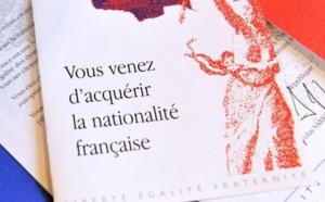 Eure : 29 habitants de la région des Andelys  de 16 nationalités différentes naturalisés français