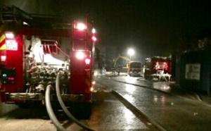 Deux débuts d'incendie ce week-end dans le même immeuble au Havre : la piste criminelle est retenue