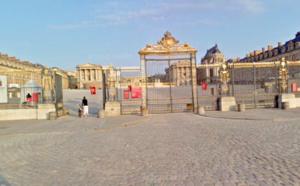 Yvelines : la pseudo-militaire, armée d'un revolver factice, est arrêtée à l'entrée du château de Versailles
