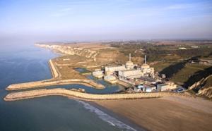 Exercice à grande échelle aujourd'hui à la centrale nucléaire de Penly pour tester les dispositifs de sécurité