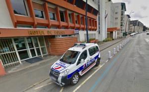 Évreux (Eure) : le conducteur ivre emboutit sa voiture et trois autres et prend la fuite