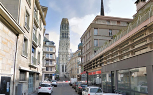 Seine-Maritime : grièvement blessée en sautant par la fenêtre à Rouen, un homme interpellé