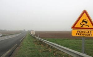 Quatre blessés en Seine-Maritime, dont trois personnes âgées, sur les routes verglacées