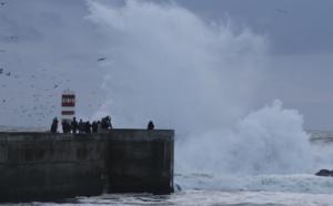 Météo : la préfecture maritime déconseille toute sortie en mer