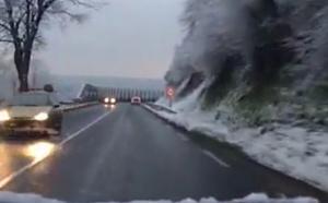 Seine-Maritime : décrue de la Seine amorcée, mais risque de neige et verglas sur les routes