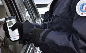 Seine-Maritime : la police « inaugure » 23 nouveaux éthylotests lors d'un contrôle routier à Rouen