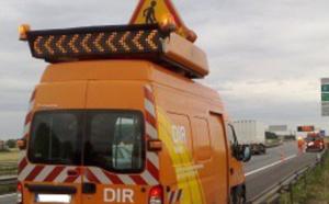 #InfoRoute. Les travaux sur la RN31 à Saint-Germer-de-Fly sont prolongés jusqu'au 30 mars