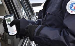 Le conducteur n'a pu souffler dans l'appareil de mesure des policiers (Illustration @ DDSP76)