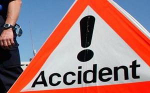 Trois véhicules, dont un camion-citerne, impliqués dans un accident sur l'A 13 à Tourville-la-Rivière