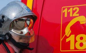 Les sapeurs-pompiers ont constaté des fissures importantes sur la maison - Illustration
