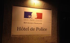 Le conducteur a été placé en dégrisement à l'hôtel de police, ce matin -Illustration © infonormandie