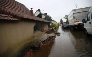 Orages et inondations : des routes toujours coupées dans l'Eure