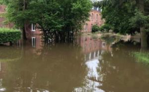 Inondations dans l'Eure : les activités nautiques et sportives interdites sur l'Eure et la Risle