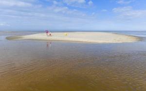 Risques d'isolement par la marée : une campagne pour sensibiliser les touristes et pêcheurs à pied