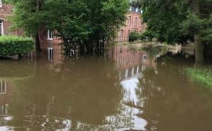 Inondations : 41 communes de l'Eure reconnues en état de catastrophe naturelle