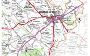 Le Tour de France en Seine-Maritime : la RN31 fermée samedi 14 juillet de 11h à 15h