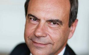 Guy Lefrand, maire d'Evreux, est nommé chevalier de la Légion d'honneur - Photo © Facebook