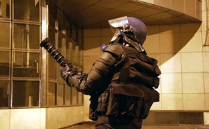Yvelines : les forces de l'ordre ripostent à des jets de projectiles aux Mureaux