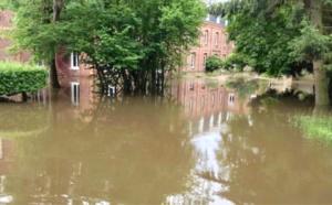 Inondations : 22 communes de l'Eure reconnues en état de catastrophe naturelle