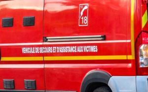 Les victimes ont été transportées par les sapeurs-pompiers au CHU de Rouen - illustration